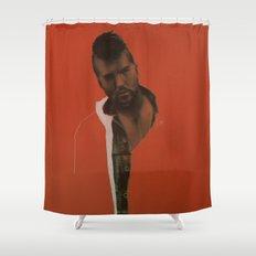Haza Shower Curtain