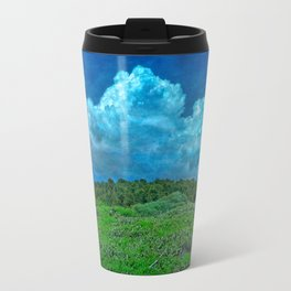 The Great Outdoors by Dee Flouton Travel Mug