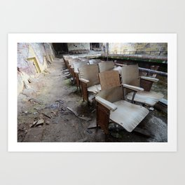 Best Seats in the House Art Print