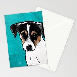 Dog Rat Terrier Stationery Cards