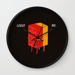 I'll never let go Wall Clock