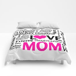 Amazing Do-it-All Mom Comforters