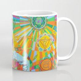 Viparita Virabhadrasana - 2013 Coffee Mug