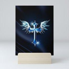 Cross Mini Art Print