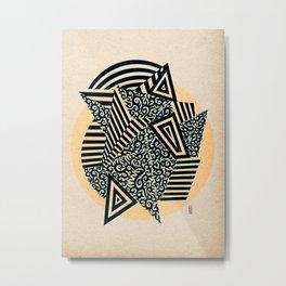 - confess - Metal Print
