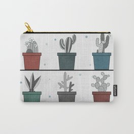 CACTUS POSTER Carry-All Pouch