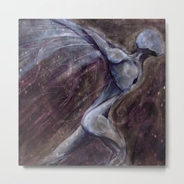 Soul Take Flight Metal Print