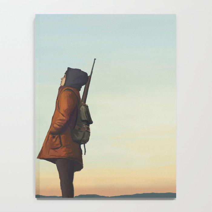 The hunter Notebook