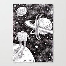 Nedroid Canvas Print