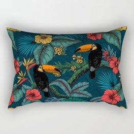 Tropical garden 2 Rectangular Pillow