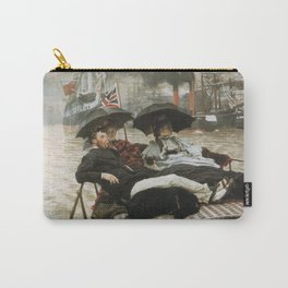 Tissot - The Thames Carry-All Pouch