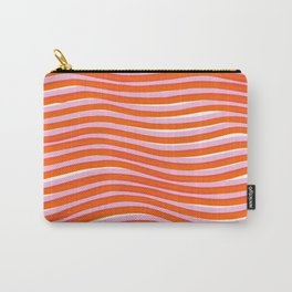 electric zebra stripes Carry-All Pouch