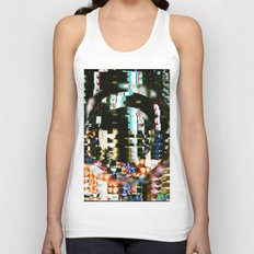 The Interference Unisex Tank Top