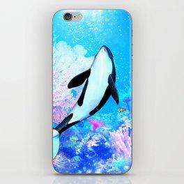 Orca 3 iPhone Skin
