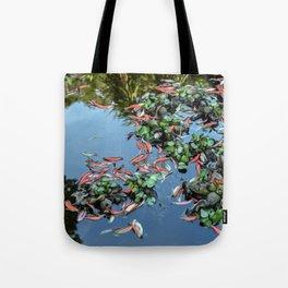 Pond #2 Tote Bag