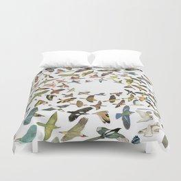 Bird, Birds, Birds Duvet Cover