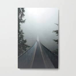 Bridge To Adventure Metal Print