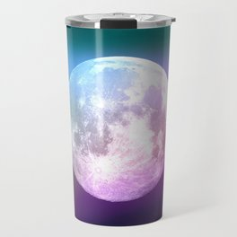 Moon Triple Goddess Rainbow Travel Mug