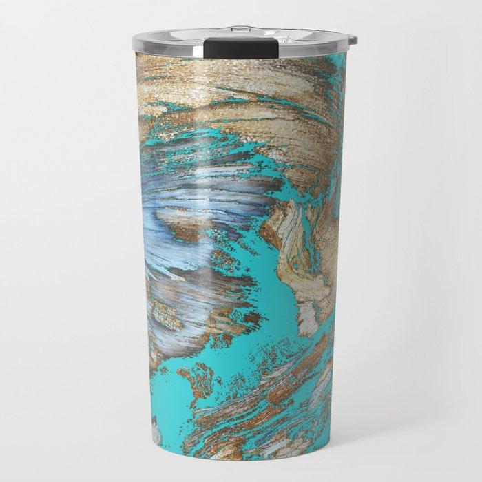 Woody Water Travel Mug