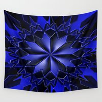 shining Wall Tapestries featuring Shining... by Cherie DeBevoise