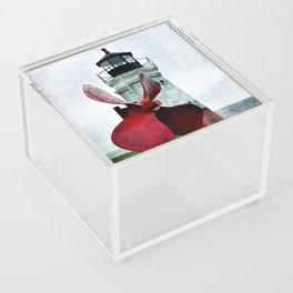 Lake Erie Lighthouse Acrylic Box