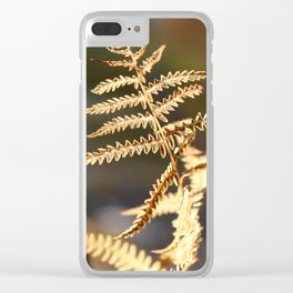 Gold 5 Clear iPhone Case