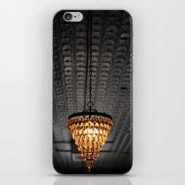 You want it Darker iPhone Skin