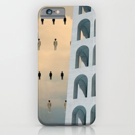 Monsieur M iPhone Case