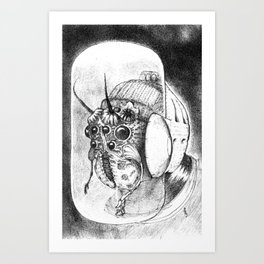 Vizh, A Lightsmith of Europa Art Print