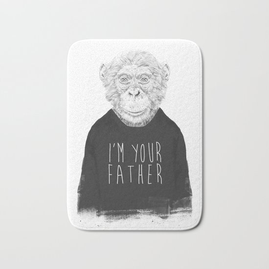 I'm your father Bath Mat