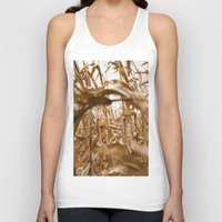 wind Tank Tops featuring Wind by Alley Guscott