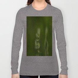Green Plant Long Sleeve T-shirt