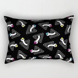 Cosmic Apples Rectangular Pillow
