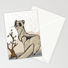 Ferret Stationery Cards