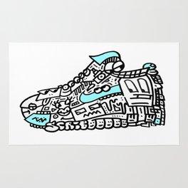 Air Max Scribblez Shoe - Mr Scribblez Rug