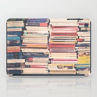books iPad Cases featuring Books  by Caroline Mint