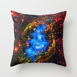 Chandra #1 Throw Pillow