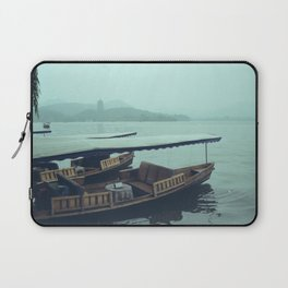 Down by the lake Laptop Sleeve