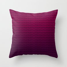 Ziggurat | Tribal Throw Pillow