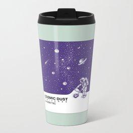Cosmic Dust Metal Travel Mug