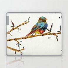Twilight Bird Laptop & iPad Skin