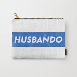 No Husbando no Life Carry-All Pouch