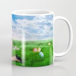 XXX Easter Bunny Coffee Mug