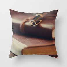 Journaling Throw Pillow