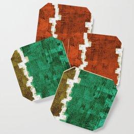 Canvas Coaster