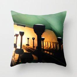Southgate Station 2 Throw Pillow