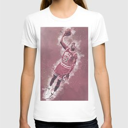 basketball player 10 T-shirt