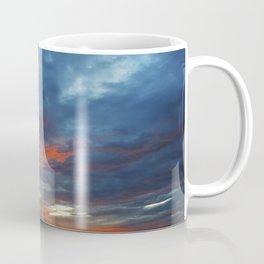 Orange Highlights Coffee Mug