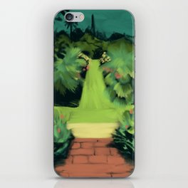 The Gardens of Lismore Castle iPhone Skin