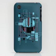 Reticent. iPhone (3g, 3gs) Slim Case